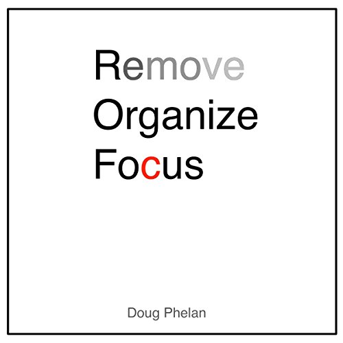 Remove Organize Focus cover art