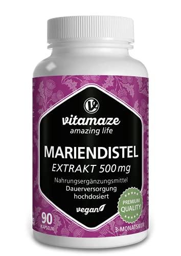 Vitamaze - amazing life hochdosiert & vegan, 90 für Bild