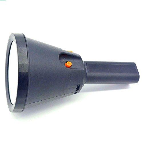 Ambertech ricaricabile 5000 lumen Super Bright LED fari Flash lampada della torcia faro Lanterna con batteria longevità