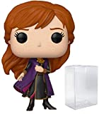 Pop Disney: Frozen 2 - Anna Pop! Vinyl Figure (Includes Compatible Pop Box Protector Case)...