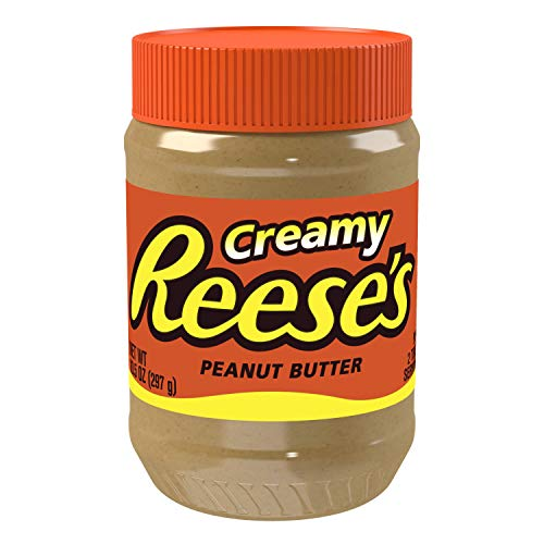 REESE'S Creamy Peanut Butter Cremige Erdnussbutter, 1 Stück (510g)