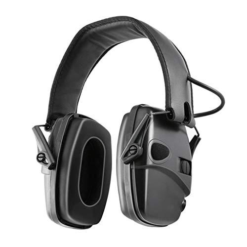 WDFVGEE Electronic Shooting Orejeras Antinoise auriculares impacto sonido amplificador equipo audio