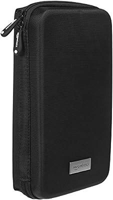 Amazon Basics Travel Case Electronic Devices (e.g. GPS, MP3 Portables, Nintendo DS)