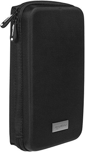 Amazon Basics Universaltasche für elektronische Kleingeräte (z.B. Spielekonsolen, TomTom Navi)