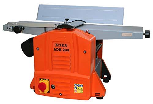 ATIKA ADH 204 Abricht- und Dickenhobel Hobelmaschine Abrichthobel | 230V | 1500W