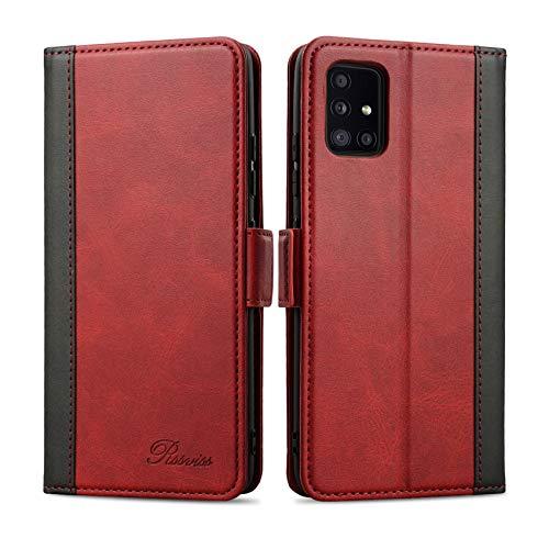 Galaxy A51 5G ケース 手帳型 galaxyA51 5G ケース Rssviss SCG07 SC-54Aカバー カード収納 手帳 スタンド...