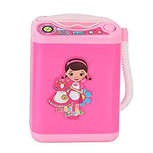 JYSPT Mini Blender Wasmachine Speelgoed Make-up Penseel Schoonheid Sponge Borstels Washer A-Style