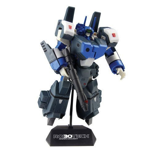 Robotech 30th Anniversary Max Sterlings GBP-1J Heavy Armor Veritech Transformable Action Figure by Robotech