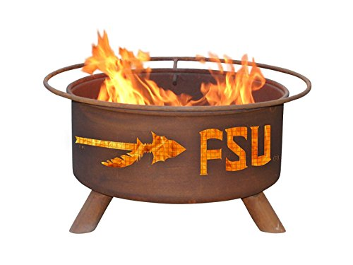 Patina Products F211, 30 Inch Florida State Fire Pit