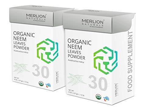 Organic Neem Leaves Powder by Merli…