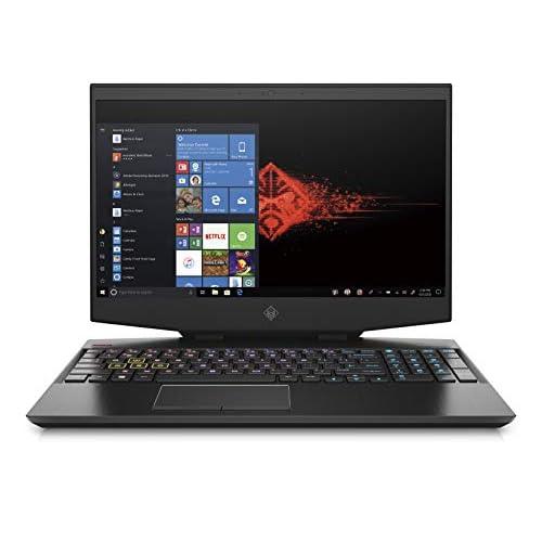 HP - Gaming OMEN 15-dh0048nl Notebook, Intel Core i7-9750H, RAM 16 GB, SSD 512 GB, NVIDIA GeForce GTX 1660Ti 6 GB, Windows 10 Home, Schermo 15.6