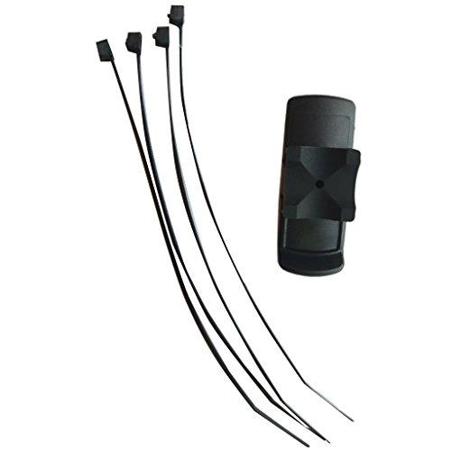 Sharplace Soporte para Bicicleta Motocicleta Compatible con Garmin eTrex Dakota 10 20 30 GPS Rino
