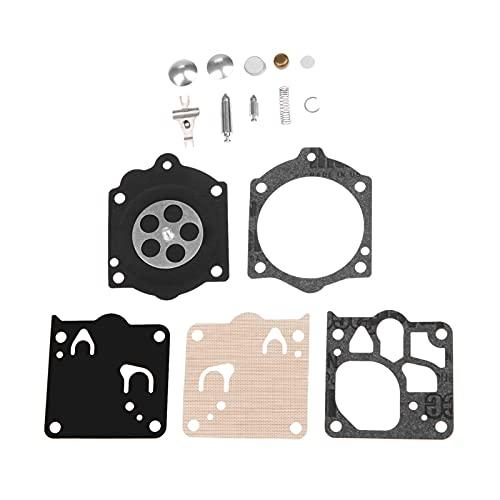 Piezas de carburador de motocicleta Kit de reconstrucción de piezas de carburador Kit de reconstrucción Diafragma para MS660 Sierra de cadena WABRO WJ Reemplazo de carbohidratos Walbro K10- WJ/ NUEVO