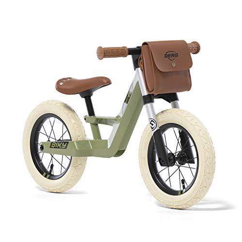 Berg- Laufrad Bicicleta de Paseo, Color Verde (24.75.50.00)