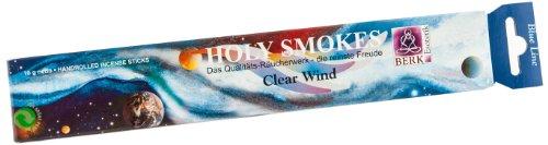 Berk HS-20 Räucherstäbchen - Clear Wind - Blue Line, 10 g