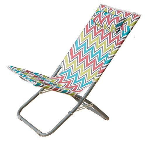 ADAHX Sillón reclinable Adirondack, sillón reclinable de Madera Plegable al Aire Libre Sillones reclinables Sillón de jardín Ajustable para jardín