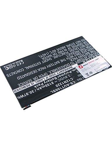 Batterie type ASUS C12N1320, 3.8V, 8150mAh, Li-Pol