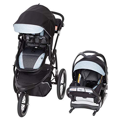 Baby Trend Go Gear 180 Degree 6 in 1 Travel System, Blue Spectrum