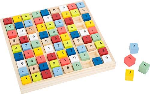 small foot 11164 Sudoku coloré \