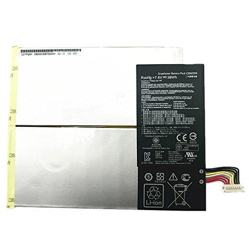 Hubei C21N1334 Laptop-Akkus für ASUS Transformer Book T200TA 1A 1K 200TA-C1-BL C21N1334 Laptop Tablet(7.6V 38Wh)