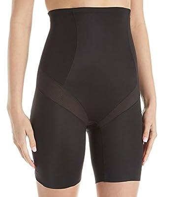 Miraclesuit Shapewear Cool Choice High-Waist Thigh Slimmer Black 2XL (Women's 16-18)