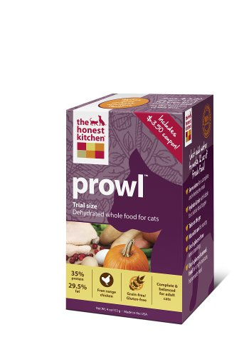 The Honest Kitchen Prowl Cat Food, 4-Ounce Trial