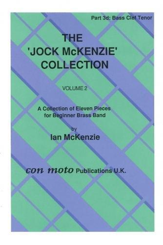 Jock McKenzie Collection Volume 2, brass band, part 3d, bass clef Tenor