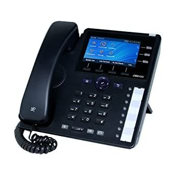 Obihai OBi1032 IP Phone with Power Supply - Up to 12 Lines - Support for Google Voice and SIP-Based Services (Renewed)
