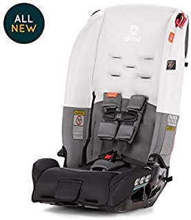 Diono Radian 3R All-in-One Convertible Car Seat, Grey Light