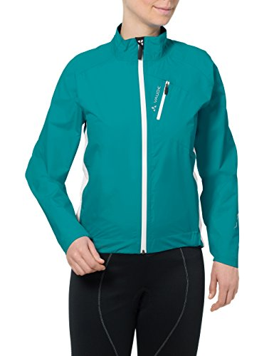 VAUDE Damen Jacke Spray Jacket IV, Reef, 44, 04960