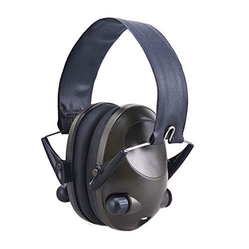 Oorbescherming, gehoorbescherming Active Noise Reduction draagbare oordopjes jacht elektronische soft-shooting geluidsbescherming