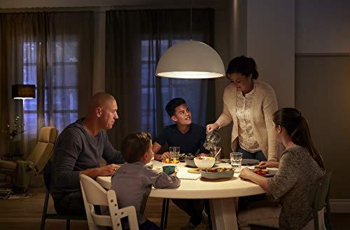 Philips LEDclassic Lampe ersetzt 60 W, E27, warmweiß (2700K), 806 Lumen, Doppelpack - 5