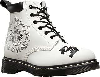 939 6 Eye Padded Collar Boot