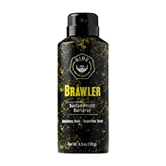 Superfine hair spray with relentless hold Fortified with Cocoa, Passion Fruit, and Dragon's Blood extracts Leaves hair healthy and conditioned 1-2 punch of stronger hair and stronger hold