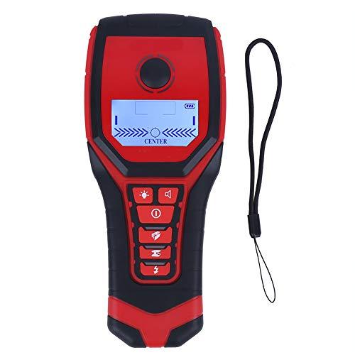 Multifunktionaler Wanddetektor mit hoher Empfindlichkeit für Holz mit maximaler Erkennungstiefe, magnetisches Metall, 120 mm/4,7 Zoll für Kabel