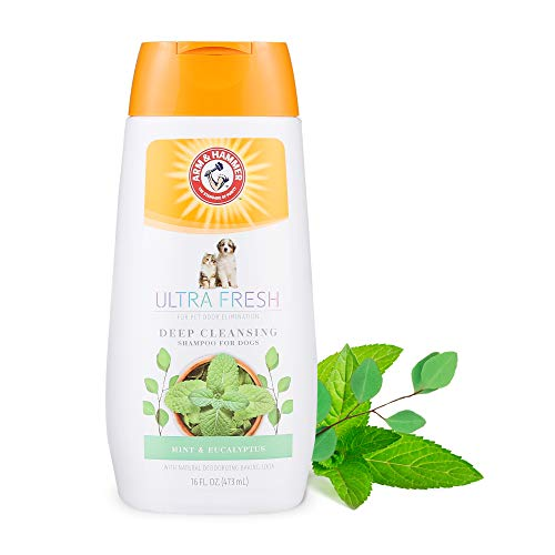 Arm & Hammer Ultra Fresh Shampoos, Conditioners, and Sprays for Dogs   Baking Soda Neutralizes Bad Odors for an Advanced Clean