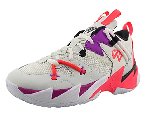 Nike Why Not Zero.3 Se (Ps) Boys Shoes Size 3, Color: Dove
