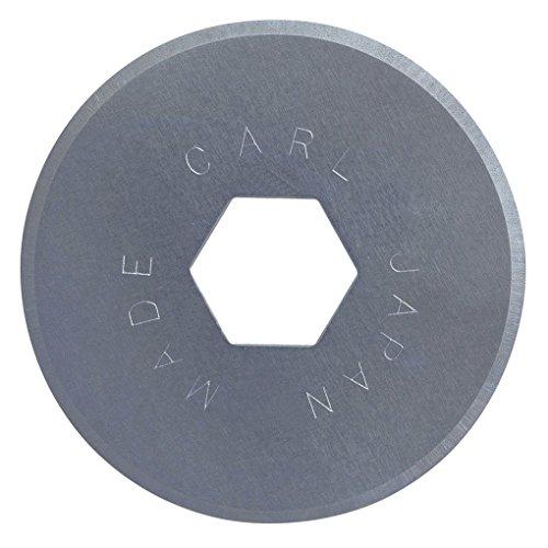 カール事務器 ディスクカッター替刃 フッ素コート刃 K-18