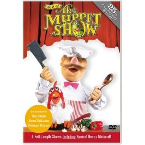 Best of the Muppet Show: Vol. 7 (George Burns / Dom DeLuise / Bob Hope)