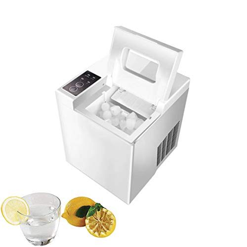 Lowest Price! DGYAXIN Ice Maker Machine Countertop, 15kgs/24H Machine Bullet Round Block Ice Cube Co...