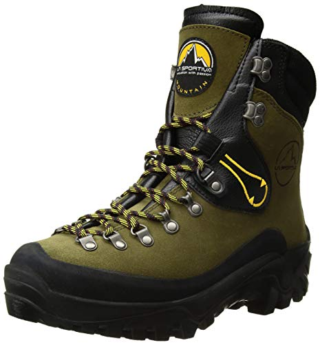 La Sportiva Men's Karakorum Hiking Shoe,Green,43 (US Men's 10) D US