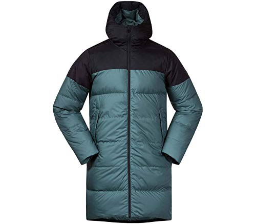 Bergans Oslo Down Parka, forestfrost-Black, XL