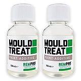 Rempro MPA2 Additivo antimuffa per Vernice, 2 x 100ml