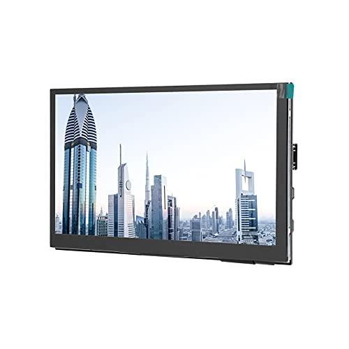 Display IPS da 7 pollici per Raspberry Pi, monitor mini PC touch screen capacitivo HDMI 1024 x 600 con regolazione della retroilluminazione, per Raspberry Pi/per Banana Pi/BB(7 pollici)