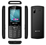 micromax x741 with Big Battery 1750mh (Black or Blue as per Availability)