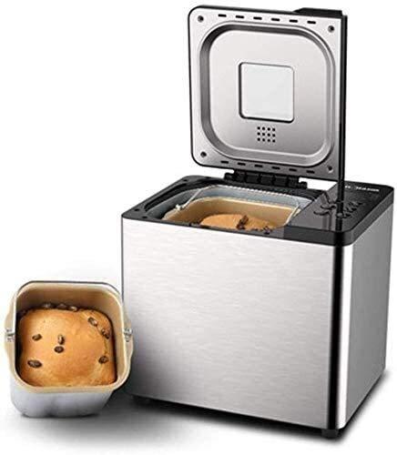 CattleBie Breadmakers, Automatic Intelligent Home Breadmakers Pasta-Baking Yogurt Integrated, Intelligent Baking Technology Self-Programming Function Diverse Recipes