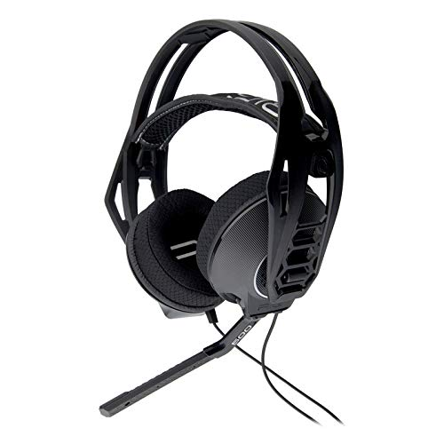 Plantronics RIG 500HX Stereo Gaming Headset for Xbox One, Black (Renewed)