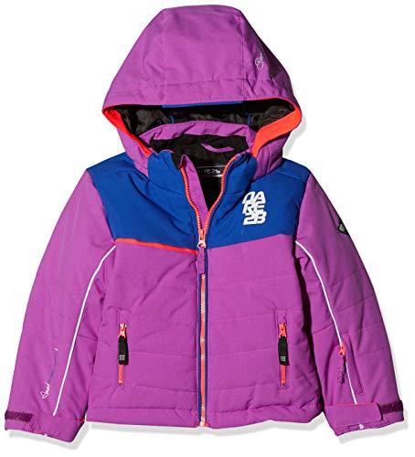 Dare 2b Tusk Ii Unisex Kinder Skijacke, wasserdicht und atmungsaktiv, isoliert S violett