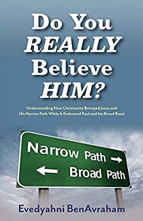 Do You REALLY Believe Him?