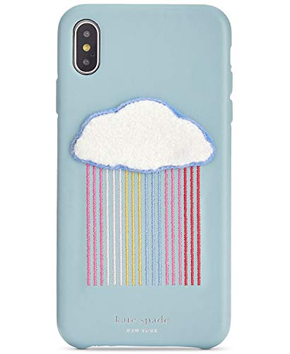 Kate Spade New York Rainbow Cloud Patch Phone Case For iPhone XR Multi One Size